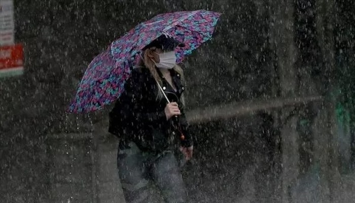 Meteoroloji'den Karadeniz için sağanak yağış uyarısı
