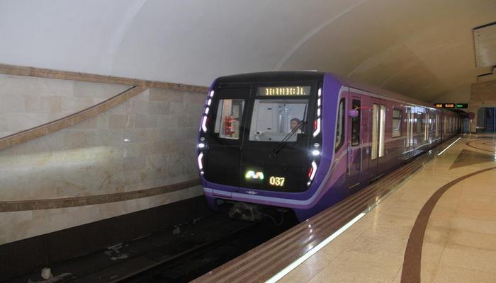 Metro avqustun 5-dək işləməyəcək