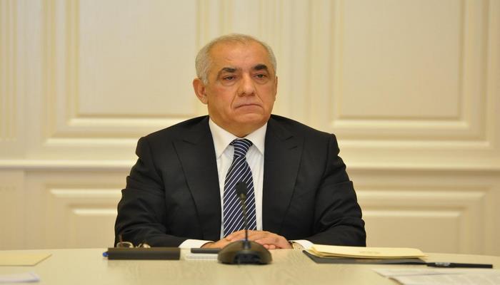 Между премьер-министров Азербайджана и главным исполнительным директором группы ВР состоялся телефонный разговор