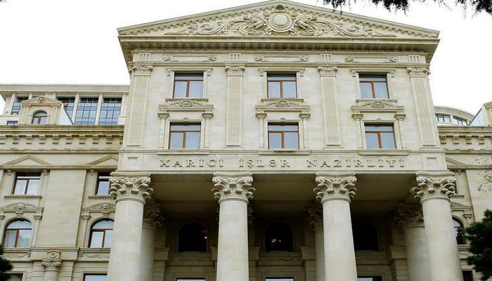 МИД Азербайджана поздравил Пакистан с Днем независимости