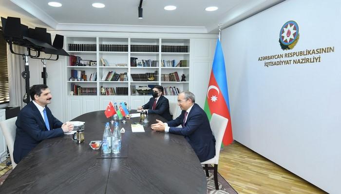"""Mikayıl Cabbarov: """"Azərbaycan-Türkiyə əlaqələri ən yüksək zirvəyə çatıb"""""""