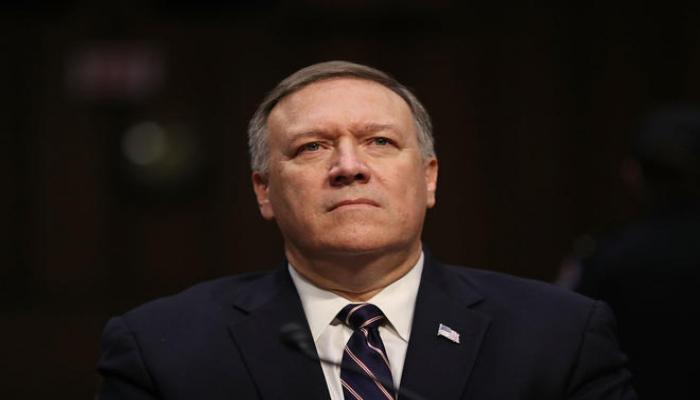 Помпео: США намерены принимать меры против всех, кто поставляет вооружения Ирану