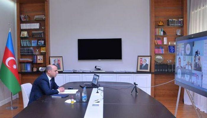 Министр образования провел встречу в видеоформате с руководителями вузов