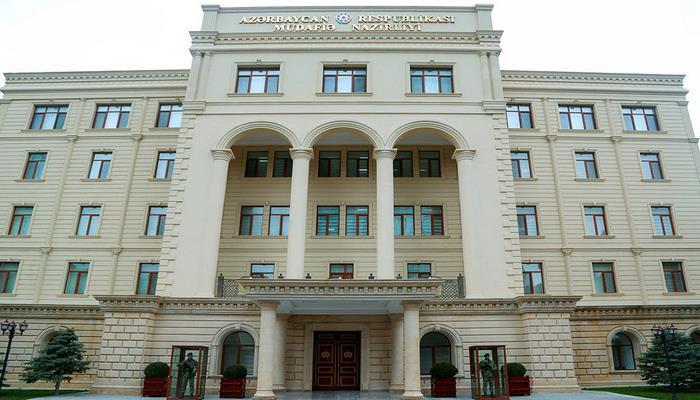 Минобороны: Cитуация в Товузском направлении остается напряженной