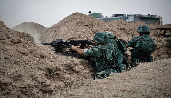 MN: Azərbaycan Ordusu dağıdıcı gücə malik silahların yalnız cüzi bir hissəsini istifadə edib