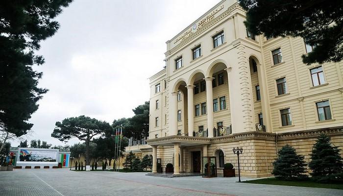 """MN: """"Azərbaycan sülhməramlılarının həyatı üçün hazırda təhlükə yoxdur"""""""