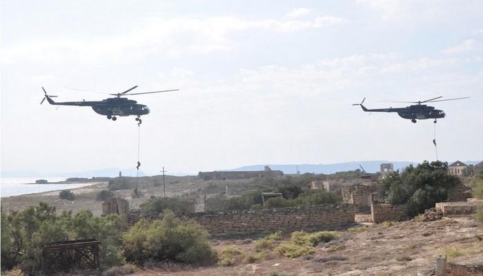 MN: Bugünkü döyüşlərdə helikopterlərdən istifadə edilmir