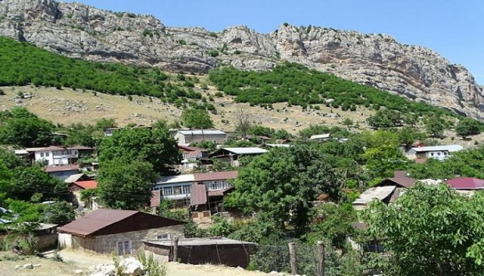 Ermənistanın Qazaxda qaytaracağı 7KƏND