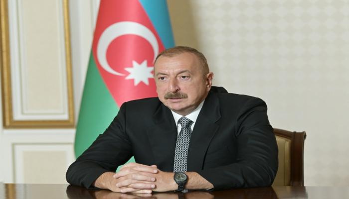 Prezident koronavirus vaksininin Azərbaycana gətirilməsindən DANIŞDI