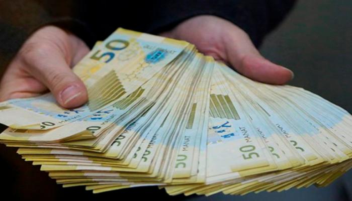 Bağlanmış bankların əmanətçilərinə qaytarılanMƏBLƏĞ