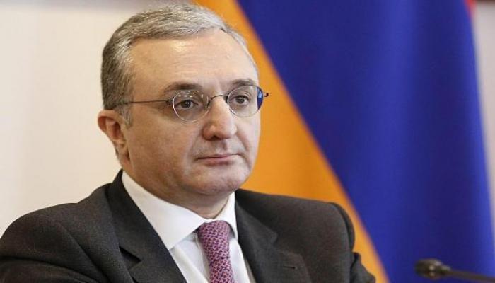 Ermənistan xarici işlər naziri istefa verdi - FOTO