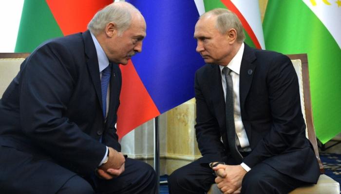 Putin-Lukaşenko görüşü BAŞLADI