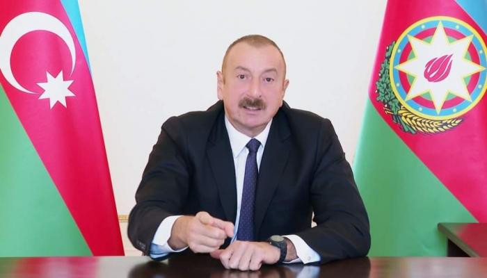 Bu bəyanat Ermənistanın kapitulyasiyası deməkdir - İlham Əliyev