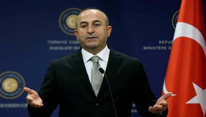 """Mövlud Çavuşoğlu: """"Dağlıq Qarabağ münaqişəsini kökündən həll etmək istəyirik"""""""
