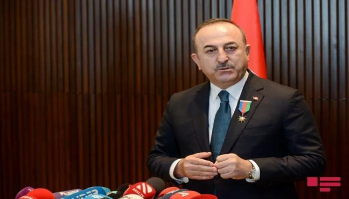 """Mövlud Çavuşoğlu: """"Tariximiz haqqında heç kimdən dərs alan deyilik"""""""