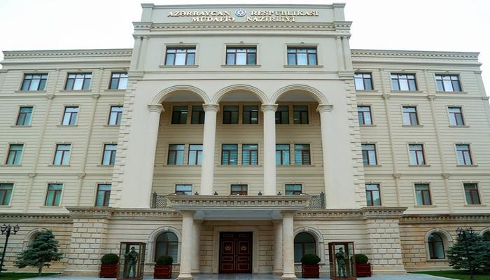 Müdafiə Nazirliyi: Ermənistan silahlı qüvvələrinin mövqelərinin mühasirəyə alınması ilə bağlı yayılan məlumatın əsası yoxdur