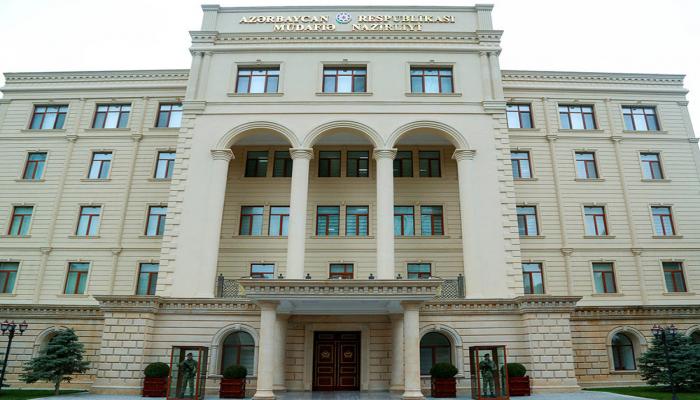 В результате очередной  провокации противника  погиб военнослужащий сверхсрочной службы азербайджанской армии