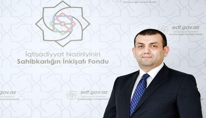 Назначен новый председатель правления Фонда развития предпринимательства Азербайджана