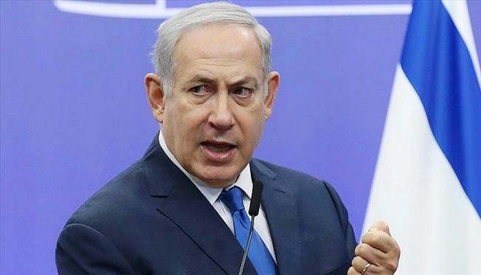 Netanyahu İsrail gəmisində partlayışa görə İranı günahlandırıb