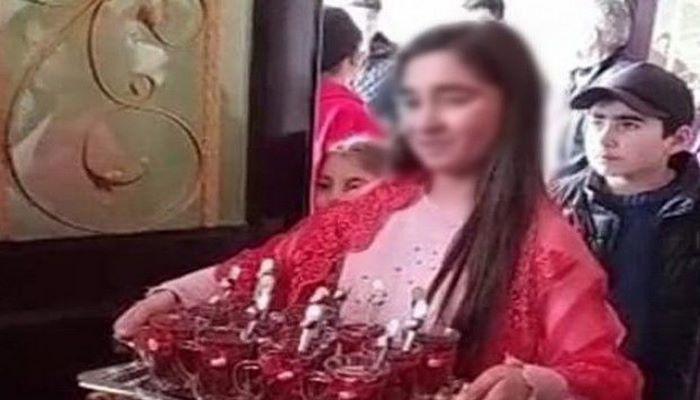 Nişan mərasimi keçirilən 11 yaşlı azərbaycanlı qızla bağlı TƏFƏRRÜAT