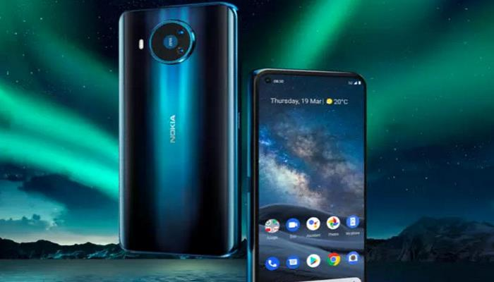 """""""Nokia"""" şirkəti 4 kameralı """"5G"""" smartfonunu təqdim edib"""