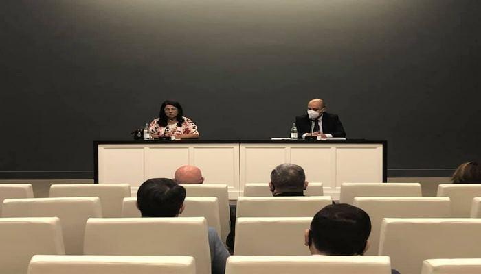 Новый министр образования Азербайджана представлен коллективу министерства