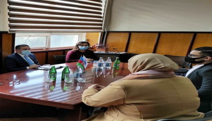 Обладательница гранта для граждан Движения неприсоединения выбрала докторантуру  БГУ