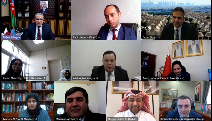 Обсуждено сотрудничеству между БГУ и Катарским университетом