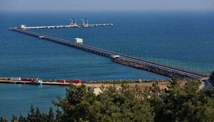 Очередной танкер с азербайджанской нефтью для Беларуси вышел из порта Супса