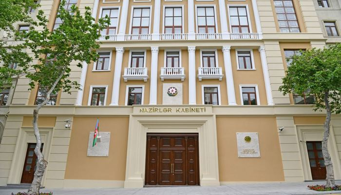 Оперативный штаб при Кабмине Азербайджана проводит брифинг