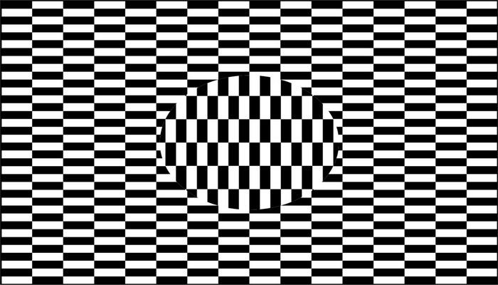 Оптические иллюзии японского профессора запутают кого угодно. Посмотрите на них!