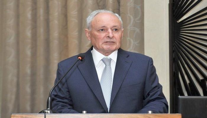 Oqtay Şirəliyev ÜST-ün Avropa üzrə Regional Komitəsinin sessiyasında çıxış edib