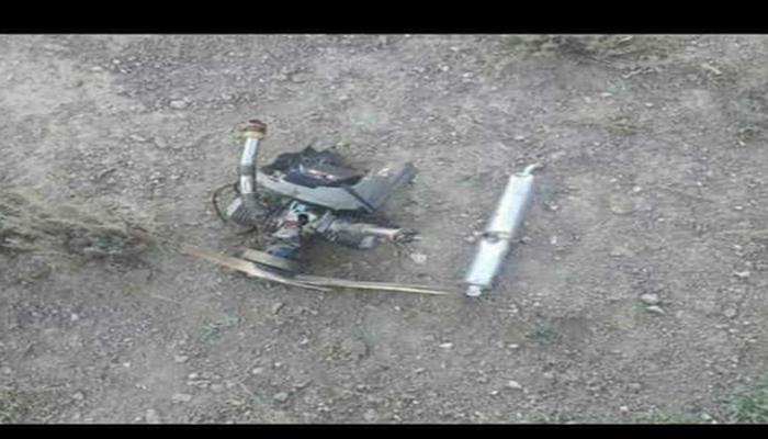 Ordumuz Ermənistanın daha bir PUA-sını vurdu