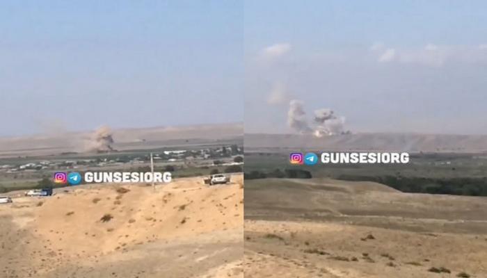 Ordumuzun uğurlu zərbələri İrandan göründü