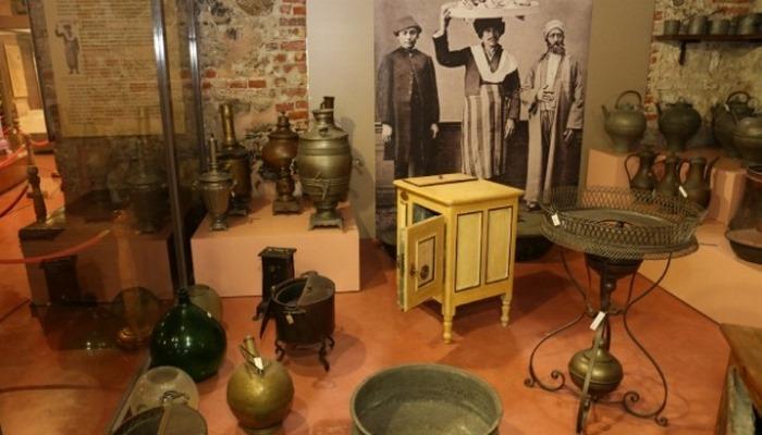 Osmanlı saray mutfağının ilk buzdolabı müzede sergileniyor