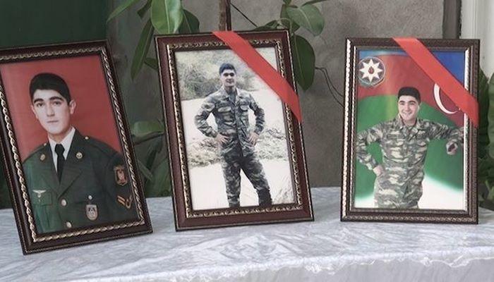 Отец прапорщика-шехида: Всегда хотел, чтобы Ильгар был военным
