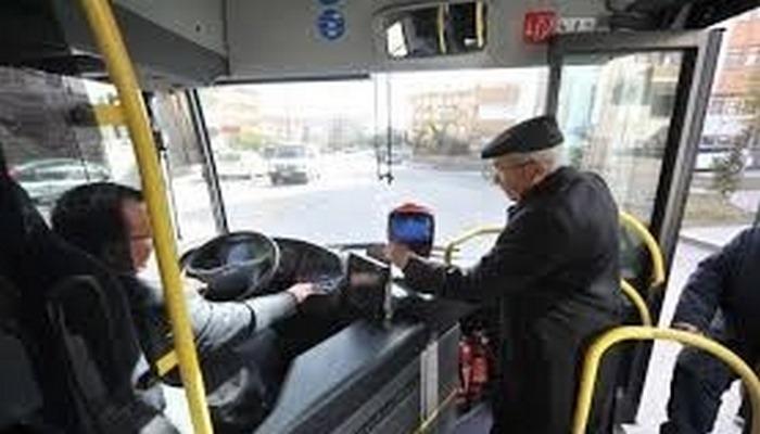 Özel halk otobüslerinde ücretsiz taşımama kararı