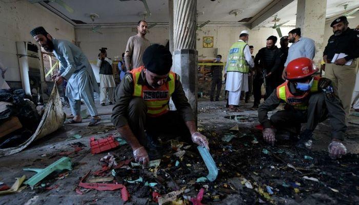 Pakistanda Quran dərsi zamanı partlayış: 7 nəfər həlak olub