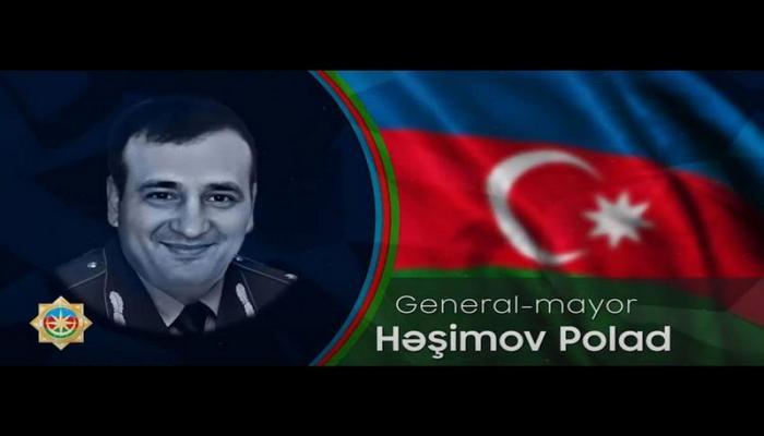 """""""Paşam, hey"""" - Polad Həşimovun xatirəsinə videokompozisiya"""