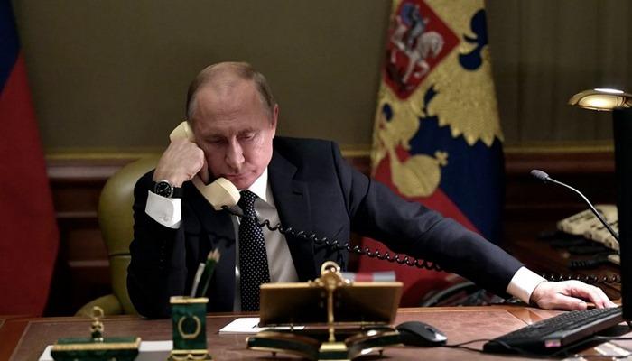 Paşinyan bir həftədə dördüncü dəfə Putinə zəng vurdu