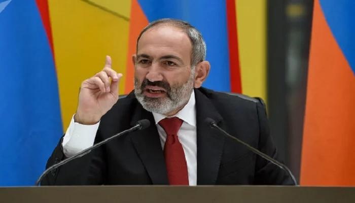 """Paşinyan: """"Daha bir """"məxməri inqilab"""" olmayacaq"""""""