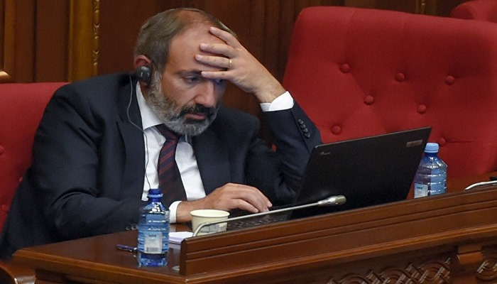"""Paşinyan: """"Ermənistan güzəştə getməyə hazırdır"""""""
