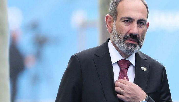 """Paşinyan Minskdən Azərbaycana səsləndi: """"Danışıqlara hazıram!"""""""