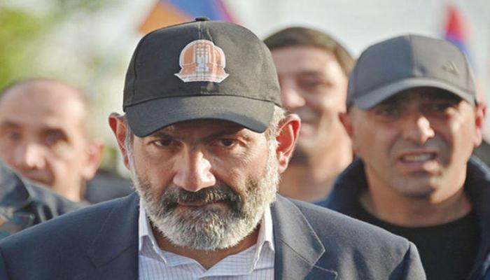 Paşinyanın şəxsi məlumatları ələ keçirildi