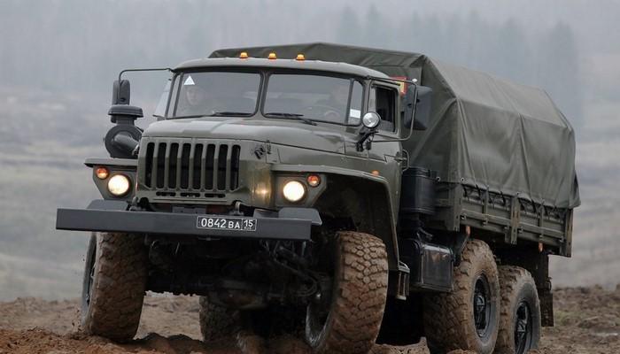 Перехвачены военная техника, боеприпасы и автомобили армян