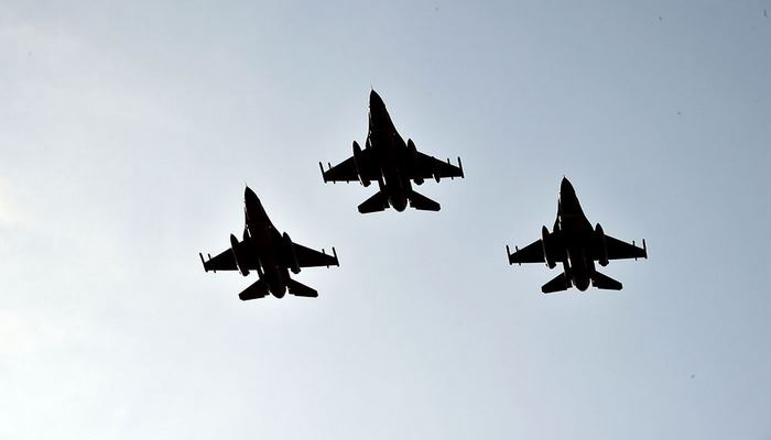 Первый этап совместных летно-тактических учений TurAz Qartalı – 2020 продолжается