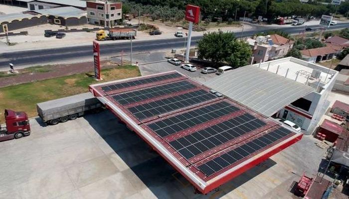 Petrol Ofisi, güneş enerjili istasyon sayısını 5'e çıkardı
