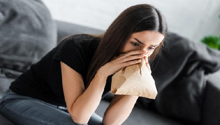 Почему задыхаешься, когда нервничаешь