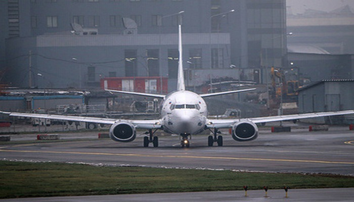 Почти 20 рейсов задержали и отменили в аэропортах Москвы