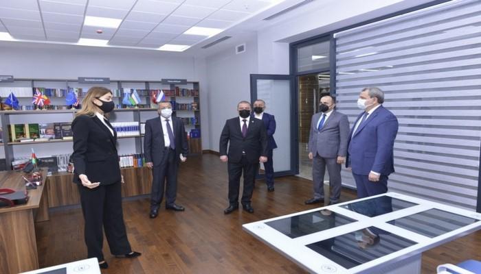 Подписано соглашение между Генеральной прокуратурой и БГУ